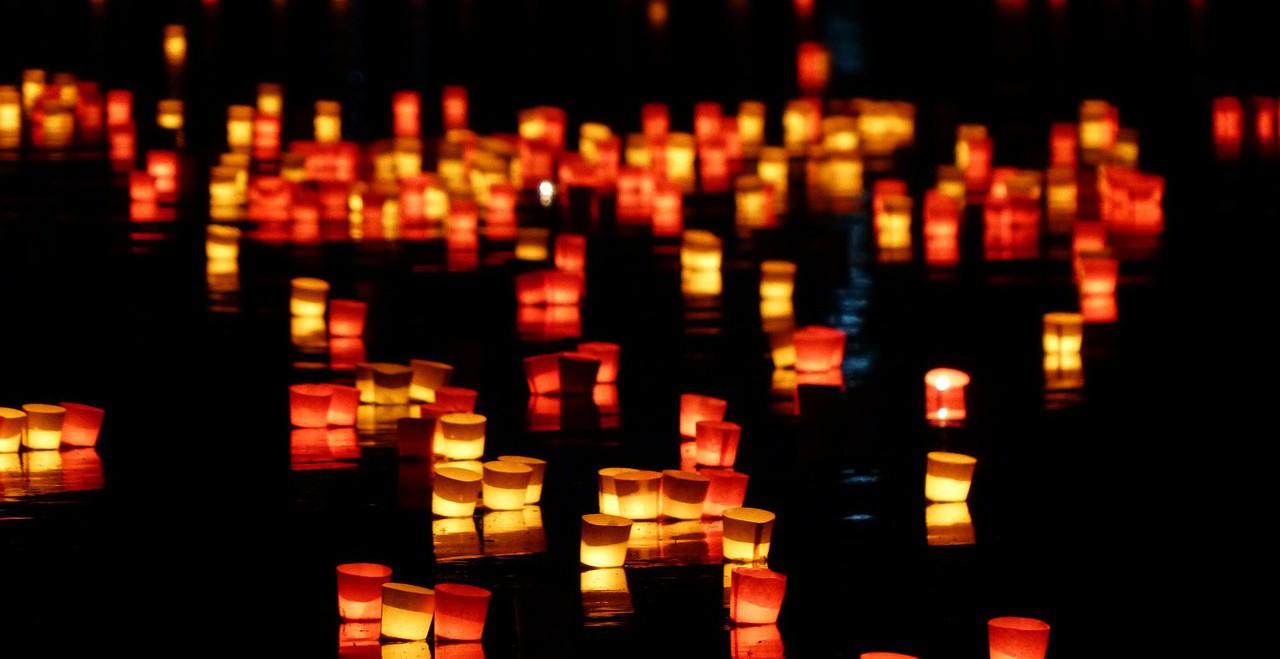 Nacht der lichter in weisweil
