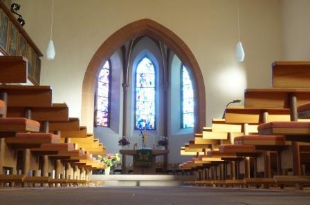 Gottesdienst in Weisweil