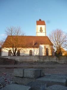 Grundstück Gemeindehaus