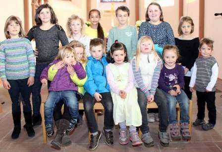 Kindergottesdienst in Weisweil