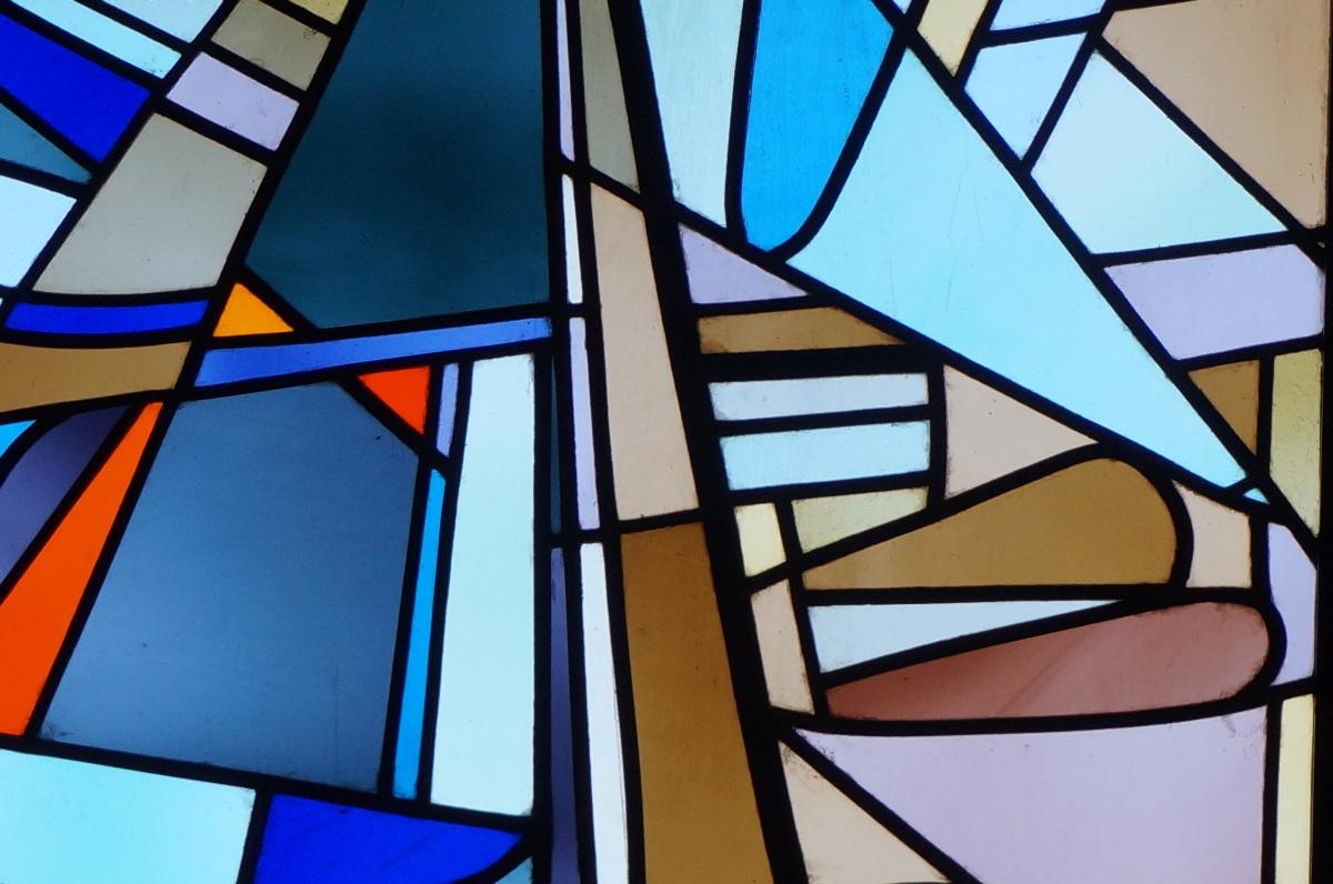 Kirche Weisweil Fenster